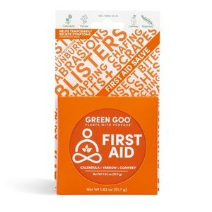 Green Goo First Aid Salve Calendula Yarrow